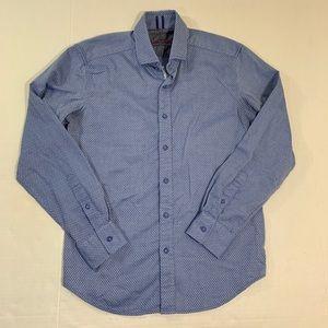 Robert Graham Button Front Shirt S